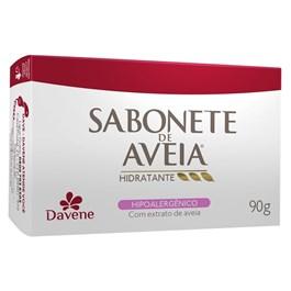 Sabonete de Aveia Davene 90 gr Hipoalergenico