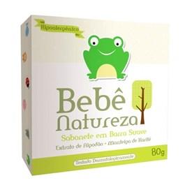 Sabonete em Barra Bebê Natureza 80 gr Suave