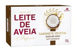Sabonete em Barra Davene Clássico 90 gr Óleo de Coco