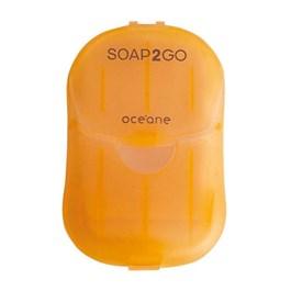 Sabonete em Folhas Oceane Soap2Go 30 unidades Jasmin