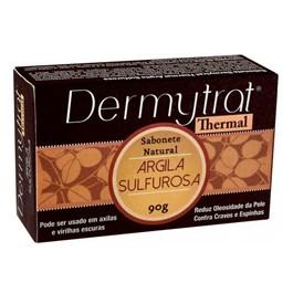 Sabonete Facial em Barra Dermytrat 90 gr Argila Sulfurosa