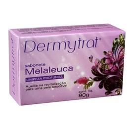 Sabonete Facial em Barra Dermytrat 90 gr Melaleuca