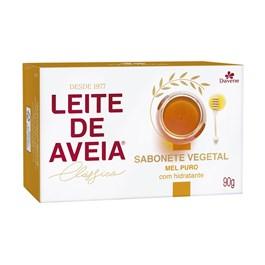 Sabonete Hidratante Davene Leite de Aveia 90 gr Mel Puro