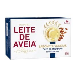 Sabonete Hidratante Davene Leite de Aveia 90 gr Óleo de Amêndoas