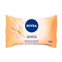 Sabonete Hidratante Nivea 85 gr Aveia