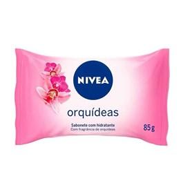 Sabonete Hidratante Nivea 85 gr Orquideas