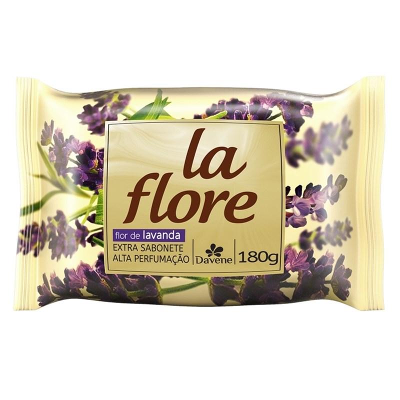 Sabonete La Flore Davene 180 gr Flor de Lavanda