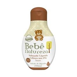 Sabonete Líquido Bebê Natureza 230 ml Suave
