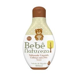 Sabonete Líquido Bebê Natureza 400 ml Suave