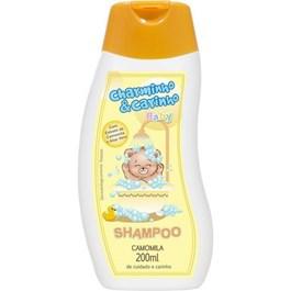 Sabonete Liquido Charminho & Carinho Baby 200 ml Camomila