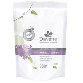 Sabonete Líquido Davene Refil 250 ml Verbena