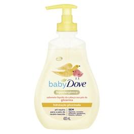 Sabonete Líquido Dove Baby 400 ml Hidratação Glicerinada