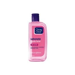 Sabonete Líquido Facial Clean & Clear 200 ml