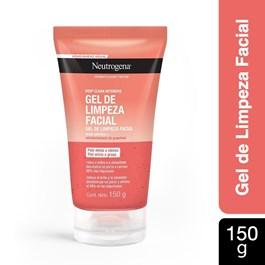 Sabonete Líquido Facial Neutrogena Deep Clean 150 gr