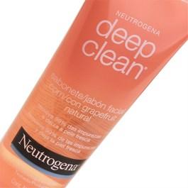 Sabonete Líquido Facial Neutrogena Deep Clean 80 gr