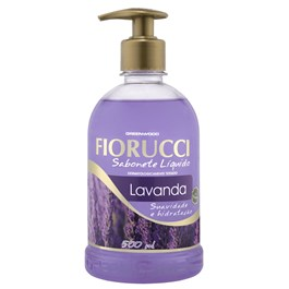 Sabonete Líquido Fiorucci 500 ml Lavanda