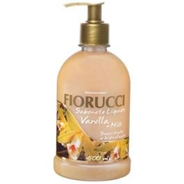 Sabonete Liquido Fiorucci 500 ml Vanilla e Milk