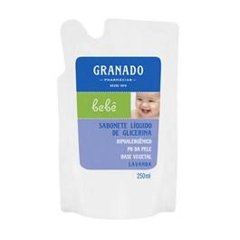 Sabonete Líquido Granado Bebê Refil 250 ml Lavanda