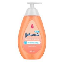 Sabonete Líquido Johnson's Baby 400 ml Cabeça aos Pés