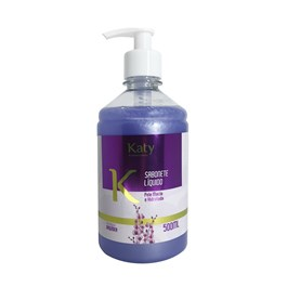 Sabonete Líquido Katy 500 ml Orquídea