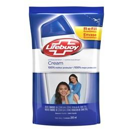 Sabonete Líquido Lifebuoy Refil Antibacteriano 200 ml Cream