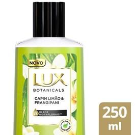 Sabonete Líquido Lux 200 ml Capim Limão