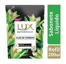 Sabonete Líquido Lux Refil 200 ml Flor de Verbena
