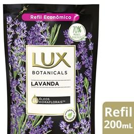 Sabonete Líquido Lux Refil 200 ml Lavanda