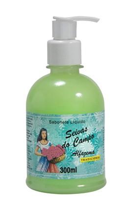 Sabonete Líquido Seivas do Campo 300 ml Alfazema Tradicional