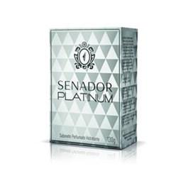 Sabonete Senador 130 gr Platinum