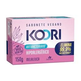 Sabonete Vegano Koori Antibacteriano 150 gr Hipoalergênico