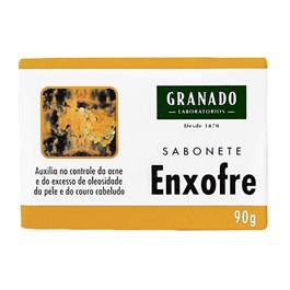 Sabonte Barra Granado 90 gr Enxofre