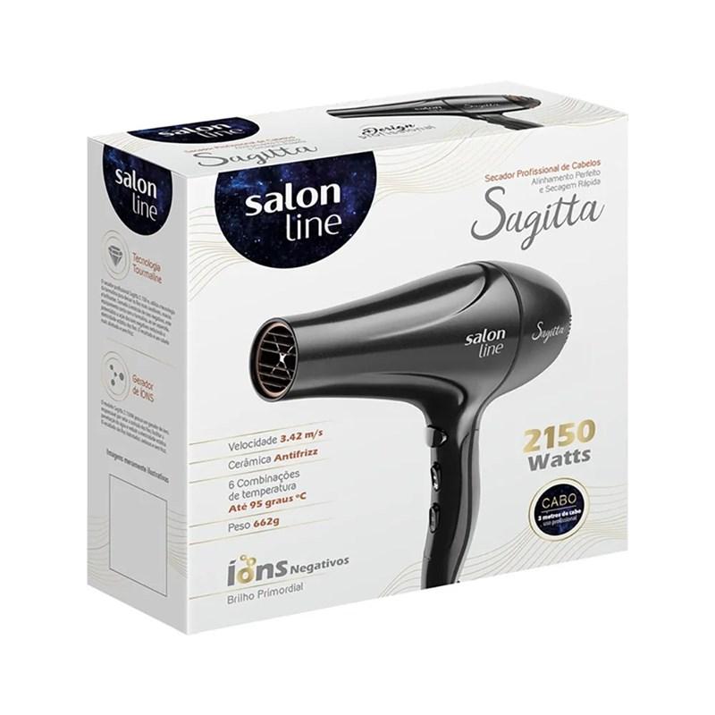 Secador de Cabelo Salon Line Sagitta 2150w 127v