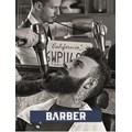 Secador de Cabelo Taiff Barber Style 1700W 220v