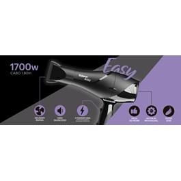 Secador de Cabelo Taiff Easy 1700w 127v