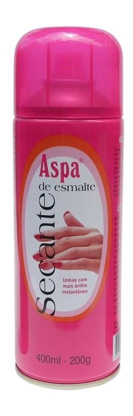 Secante de Esmalte Aspa 400 ml