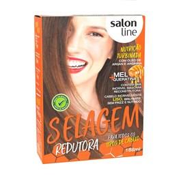 Selagem Redutora Salon Line 198 ml Todos os Tipos de Cabelos