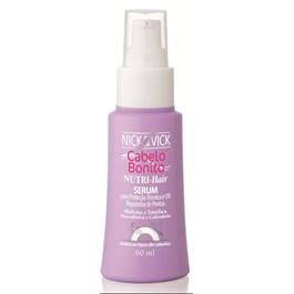 Serum Cabelo Bonito Nutri Hair 100 ml Proteção Térmica