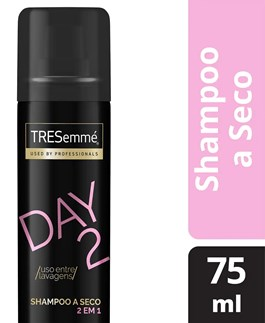 Shampo a Seco Tresemmé Day 2 75 ml 2 em 1