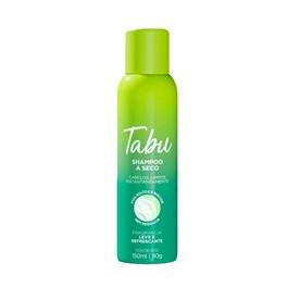 Shampoo a Seco Tabu 150 ml Leve e Refrescante