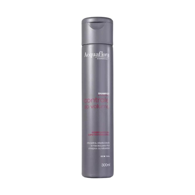 Shampoo Acquaflora 300 ml Controle do Volume