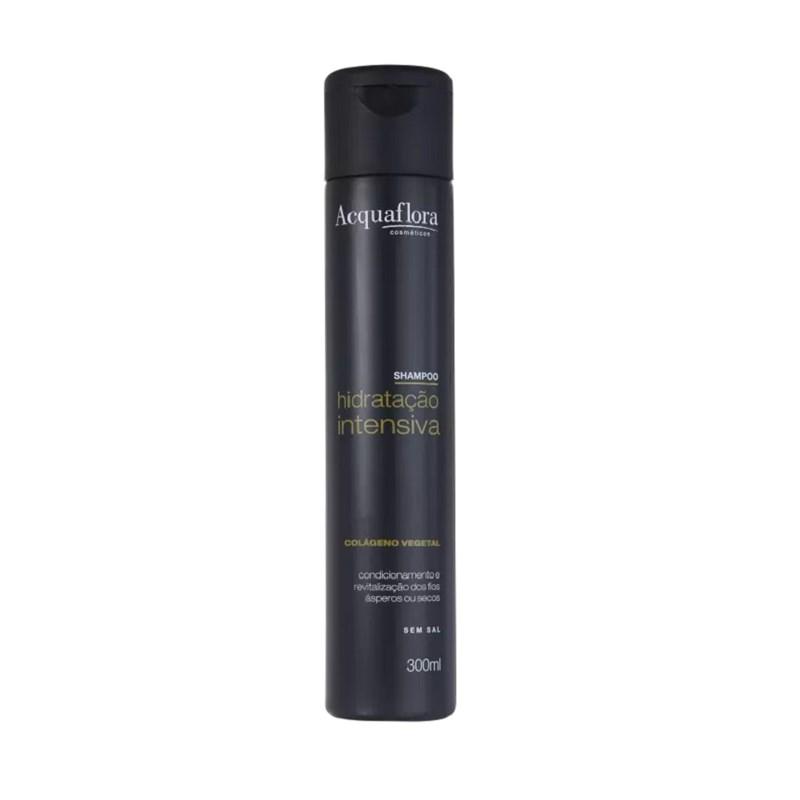 Shampoo Acquaflora 300 ml Hidratação Intensa
