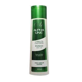Shampoo Alpha Line 300 ml Cabelos Oleosos