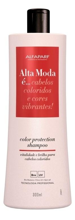 Shampoo Alta Moda 300 ml Color Protection