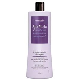 Shampoo Alta Moda 300 ml Desamarelador