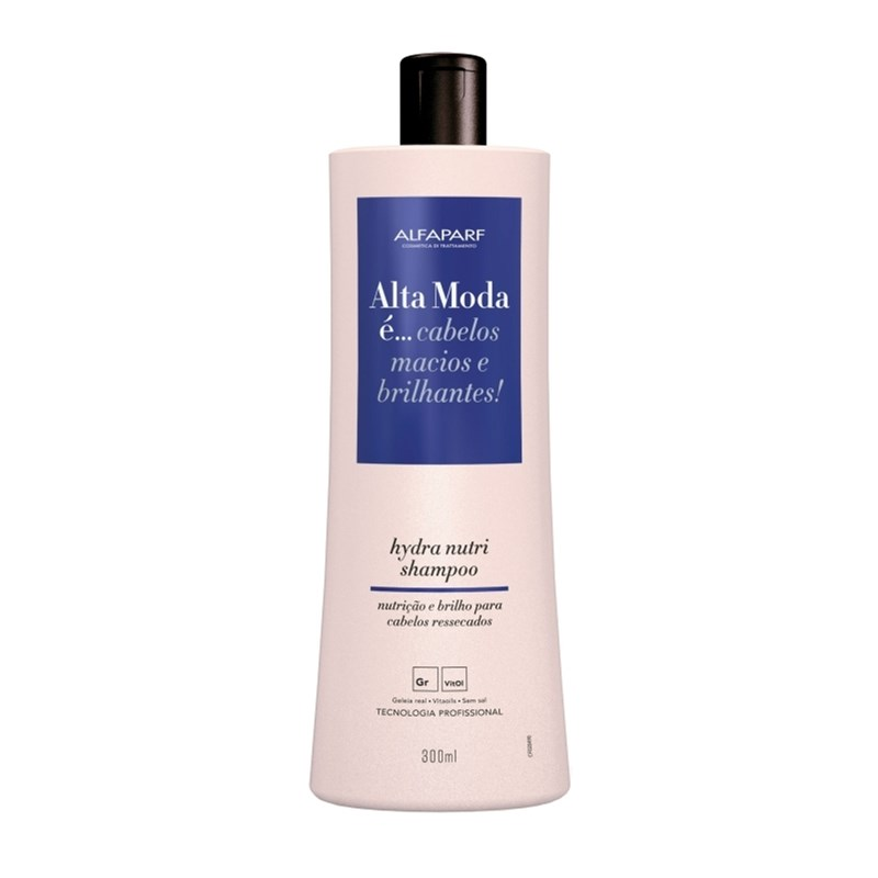 Shampoo Alta Moda 300 ml Hydra Nutri