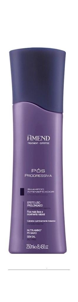 Shampoo Amend 250 ml Pós Progressiva