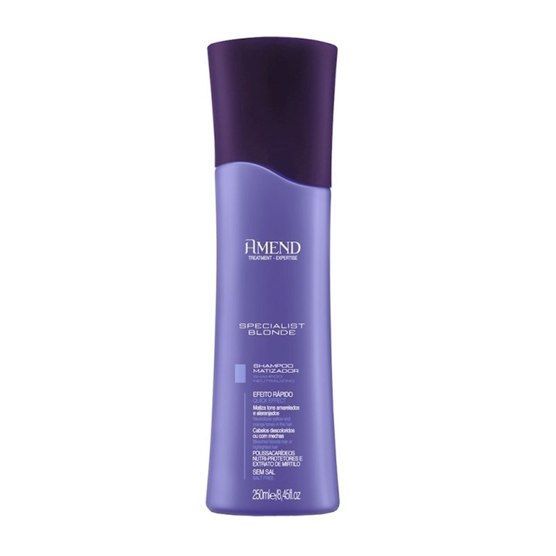 Shampoo Amend 250 ml Specialist Blonde