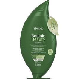 Shampoo Amend Botanic Beauty Fortalece e Aumenta a Resistência dos Fios 250ml