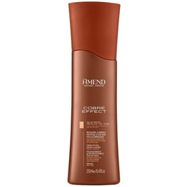 Shampoo Amend Cobre Effect 250 ml Realce da Cor